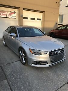 2015 Audi S6, loaded, heads up display, lane assist, air ride!!