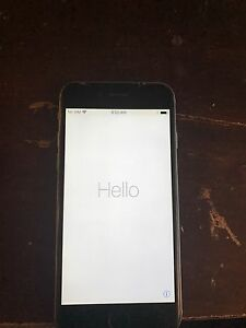 iPhone 6 64g great condition
