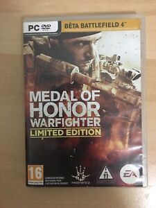 Medal Of Honor Warfighter Limited Edition (Pc)