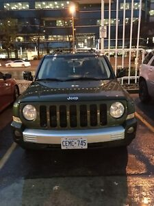 2007 Jeep Patriot limited 4*4