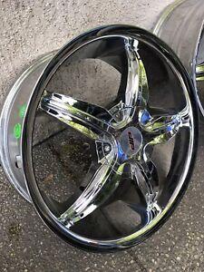 Wheels 5x114.3. & 5x110
