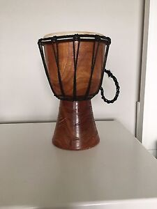MOVING- Authentic Dominican Drum- Must Go ASAP