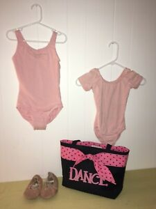Ballet outfit and bag