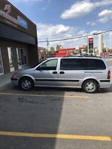 2003 Chevrolet Venture Minivan