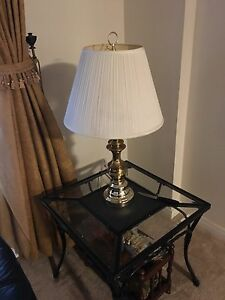 Nice pair of table lamps