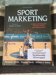 Sport Marketing Texbook