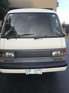 Ford Van Youngtown Launceston Area Preview