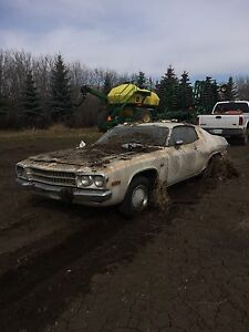 1974 Plymouth Satellite Sebring Sundance