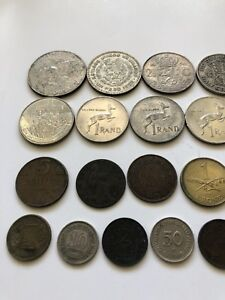 Collection of  27 coins.