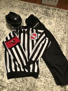 Referee Gear.