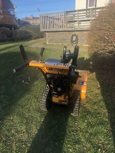 """The """"Brute"""" Snow Blower for sale"""