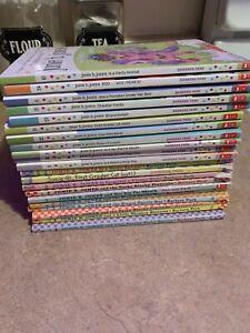Junie B Jones book lot of 21 books $15