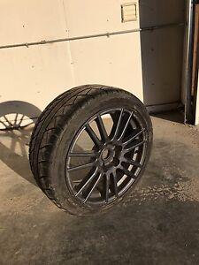 Subaru Wrx Sti Wheels and New Summer Rubber!