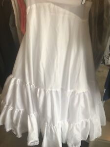 Slip for bridal gown - size 14