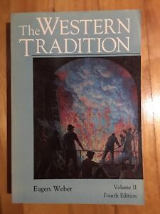 Book: The Western Tradition
