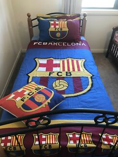 SOCCER FANS QUILT COVERS
