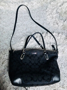 Authentic Coach medium size purse