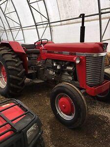 1965 Massey Ferguson super 90 tractor
