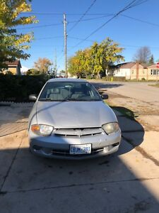 Selling my 2003 Chevy cavalier