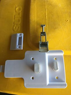 Inner door lock assembly to suit a jayco swan