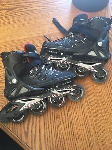 Patins à roues alignés de marque Rollerblade