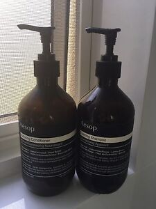 AESOP SHAMPOO & CONDITIONER Karrinyup Stirling Area Preview