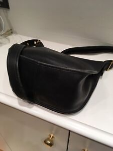 Vintage genuine Coach purse
