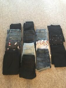 $100 OBO Gently Used Women's Pants/Shorts KELOWNA