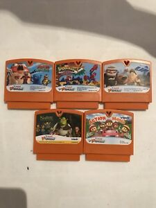 SELLING LOT OF 5 VTECH VMOTION GAMES!