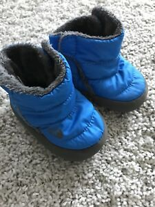 The north face baby boots
