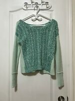 American Eagle Long Sleeve Knit Shirt