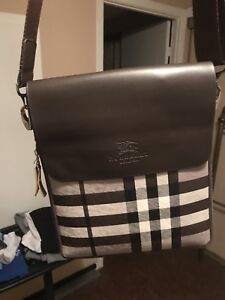 Burberry side bag