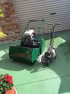 Lawn mower and edger Ocean Reef Joondalup Area Preview
