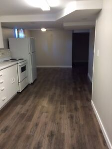 Reduced price for 1 bedroom legal basement suite Broadway area