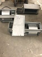 Ceiling concealed fan coil units ,  5 in total