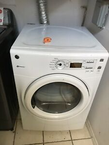 GE front load dryer work condition delivery available