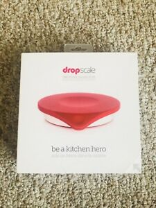 drop scale SMART KITCHEN SCALE&RECIPE APP