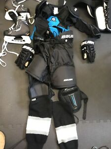 Youth LG hockey gear