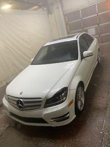 2012 Mercedes Benz c300 4matic