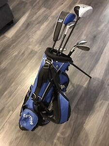 Callaway Junior Right Handed Golf Clubs