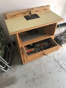 Router table kijiji in edmonton buy sell save with canadas black and decker router with table keyboard keysfo Images