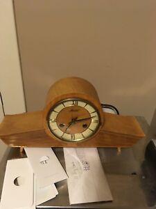 Old wind up clock