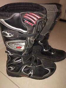 Moto x boots Fox Comp 5 Wallaroo Copper Coast Preview