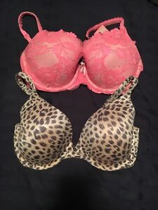 32DDD and 34DD Bras and a bikini