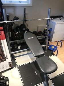 Workout Bench - great condition