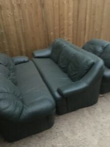 Learher couches