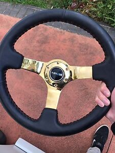 NRG innovations steering wheel Cobbitty Camden Area Preview