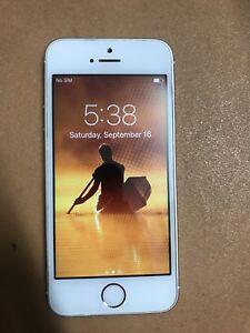 Mint iPhone 5s Unlocked for sale