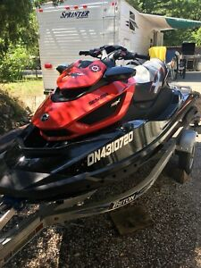 2014 Sea-Doo 260 RXT aS X