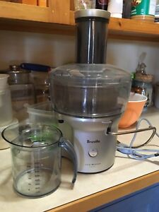 Breville original ultimate juicer